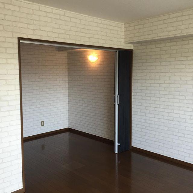 太郎殿ヴィレッジB202号室リフォーム完成